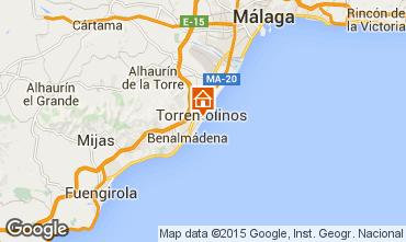 Mapa Torremolinos Estudio 32036