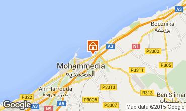 Mapa Mohammedia Apartamento 90167