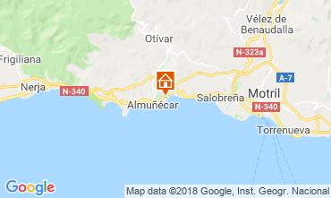 Mapa Almuñecar Apartamento 116078