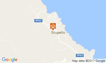 Mapa Scopello Apartamento 107603