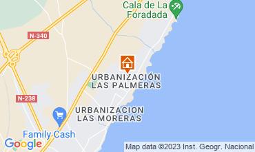 Mapa Vinaroz Villa 102782