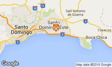 Mapa Santo Domingo Casa rural 96737