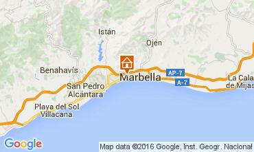 Mapa Marbella Apartamento 104200