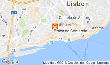 Mapa Lisboa Apartamento 106237