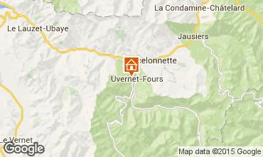 Mapa Pra Loup Apartamento 2336