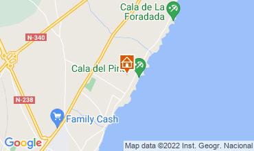 Mapa Vinaroz Villa 114824