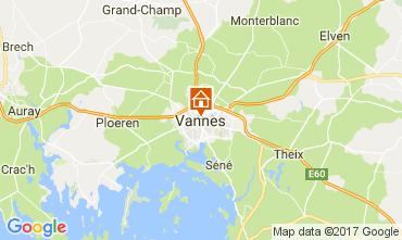 Mapa Vannes Apartamento 78927