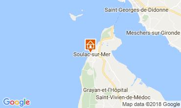 Mapa Soulac Apartamento 114168