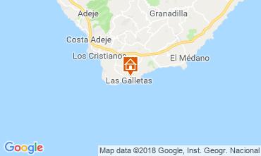 Mapa Costa del Silencio Estudio 117562