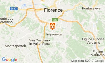 Mapa Florencia Apartamento 108815