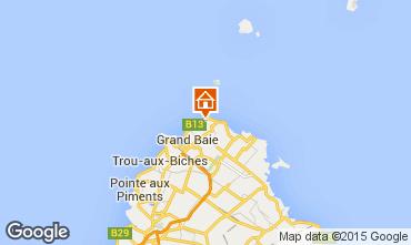 Mapa Grand Baie Apartamento 58816