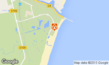 Mapa Port La Nouvelle Apartamento 42409