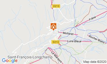 Mapa Saint François Longchamp Apartamento 94959