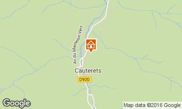 Mapa Cauterets Casa 102885