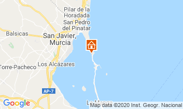 Mapa Murcia Apartamento 107409