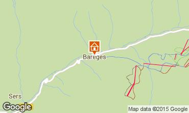 Mapa Barèges Apartamento 74276