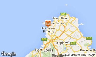 Mapa Pointe Aux Piments Apartamento 48721