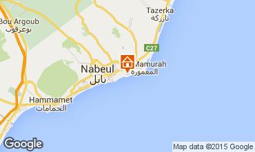Mapa Nabeul Villa 71689