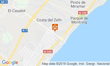 Mapa Miami Playa Villa 119438