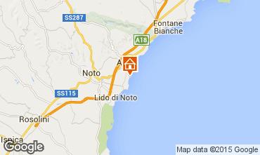 Mapa Noto Villa 84770