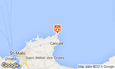 Mapa Cancale Mobil home 102239