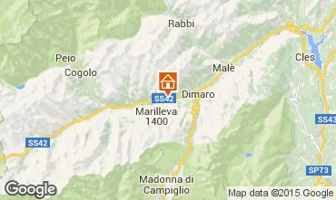 Mapa Commezzadura Apartamento 93308