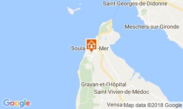 Mapa Soulac Apartamento 115930