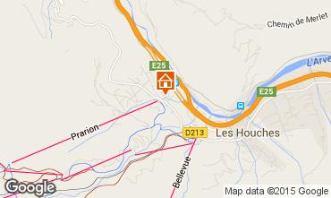 Mapa Les Houches Estudio 47593