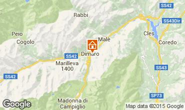 Mapa Dimaro Apartamento 74973