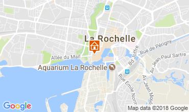 Mapa La Rochelle Apartamento 69535