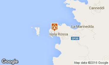 Mapa Isola Rossa Apartamento 102560