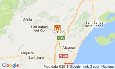 Mapa  Casa 115998