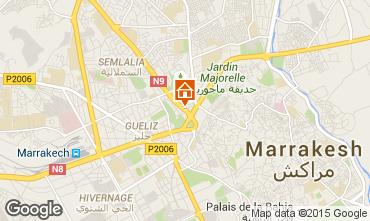 Mapa Marruecos Apartamento 51678