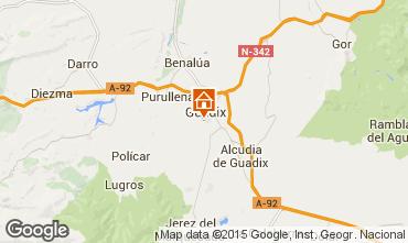 Mapa Granada Casa 83579