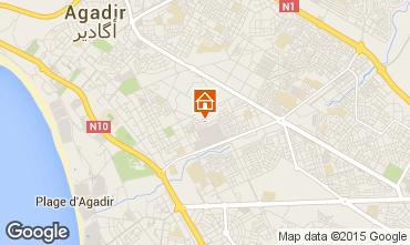 Mapa Agadir Apartamento 30413