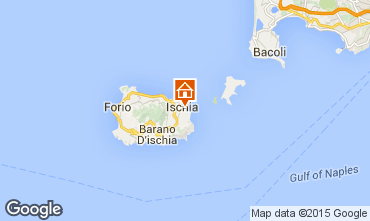 Mapa Isquia Apartamento 54979