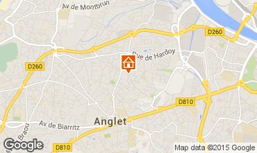 Mapa Biarritz Estudio 55368