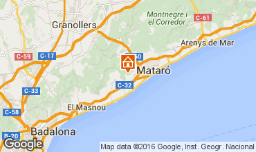 Mapa Barcelona Casa 102645