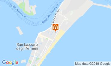 Mapa Venecia Apartamento 118126