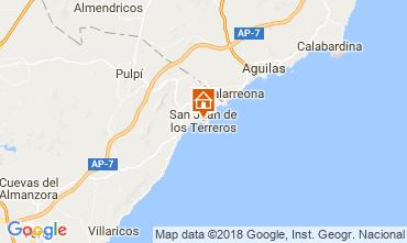 Mapa  Villa 101700