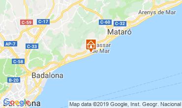 Mapa  Apartamento 117575