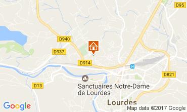 Mapa Lourdes Apartamento 70129