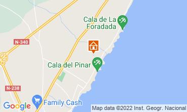 Mapa Vinaroz Villa 67000