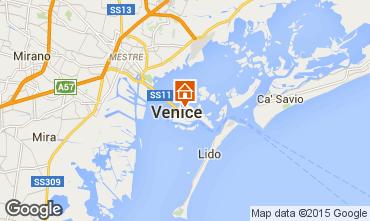 Mapa Venecia Apartamento 101471