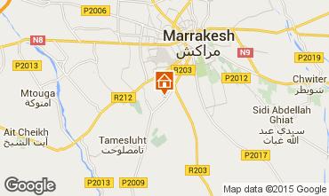 Mapa Marruecos Villa 82750