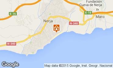Mapa Nerja Apartamento 95425