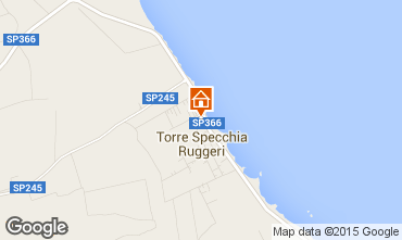 Mapa San Foca Villa 85195