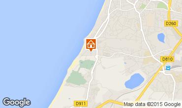 Mapa Biarritz Apartamento 93340