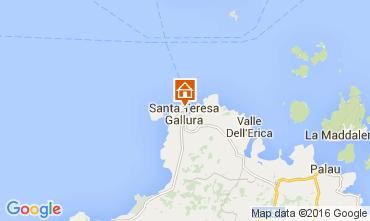 Mapa Santa Teresa di Gallura Apartamento 105883