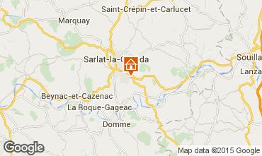 Mapa Sarlat Apartamento 89481